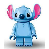 Lego Disney Minifigure Stitch
