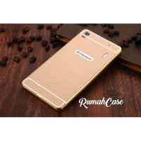 Lenovo K3 Note A7000 Plus - Metal Bumper Case Aluminium Cover iPhone6