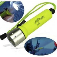 senter selam / flashlight for diving cree 3W led