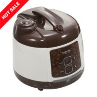 Magic Com Rice Cooker YONG MA MC4000 - Black Tinum - Kap 2 Ltr - Brown