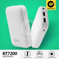Power bank ROBOT RT7200 6600 MAH