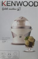 KENWOOD ICE CREAM MAKER IM280