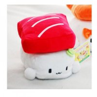 [Tuna sushi doll] mini mini dolls nap cushion cushion cushion cushion cushion pillow infant doll small doll living room design cushion cushion WD