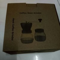 manual coffee grinder. gilingan kopi manual. gater grin