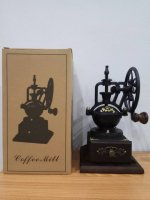 Manual Coffee Grinder (Retro) - Penggiling Kopi