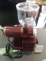 mesin giling kopi et600 matrix.. coffe grinder matrix