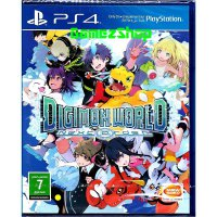 [Sony PS4] Digimon World: Next Order