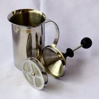 Milk Frother Manual 600 ml