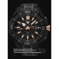 Jam Tangan Seiko 5 SRPA31k1 Automatic Limited Edition Black Rose Gold