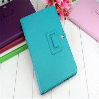 [globalbuy] shippingSimpleStone Leather Case Cover Skin Stand For Samsung Galaxy Tab 2 10./4931198