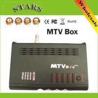 [globalbuy] Digital MTV LCD Box Computer To VGA S-Video Analog TV Program Receiver Tuner L/2596923