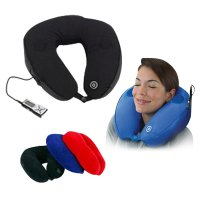 Travel Pillow Massage With Music + Mp3