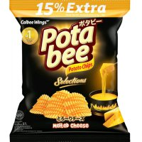 Potabee Selection Potato Chips 65 gram