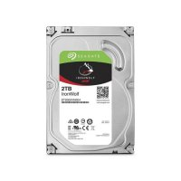 Seagate Iron Wolf 2TB 3.5' HD HDD Hardisk Harddisk Internal / HDD NAS