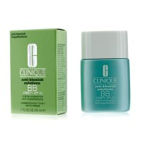 Clinique Anti-Blemish Solutions BB Cream SPF 40 - Krim BB - Light Medium (Kombinasi Berminyak ke Berminyak) 30ml/1oz