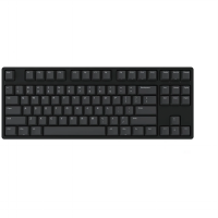 Keyboard Mechanical IKBC-C87 TKL BLue Switch No LED - Hitam