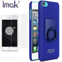 [globalbuy] Imak Case for iPod Touch 6 Silm Case Imak Creative Cowboy Stand Protective Cov/5005430