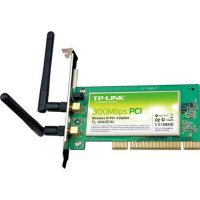 TP-Link TL-WN851N : Wireless N PCI Adapter, Atheros, 2x2 MIMO, 2.4GHz, 802.11n Draft 2.0, 802.11g/b