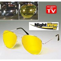 Night View Glasses Nightvision kacamata anti silau malam as seen on tv SJ0052