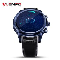 Lemfo Lems5 Pro Bluetooth Sporty SIM Card for Android - Black OMSM0UBK