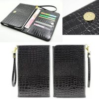 [globalbuy] Crocodile Pattern PU Leather Case Cover For Samsung Galaxy Tab 2 7.0 7 Tablet /5501743