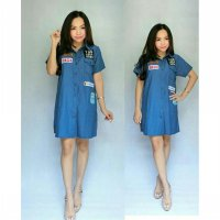 TENABANG OFFICIAL | TS00295R | MINI DRESS WANITA TERBARU