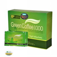 LEPTIN GREEN COFFEE / kopi diet pelangsing original / coffee leptin