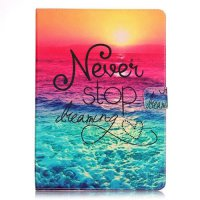 [globalbuy] PU Leather Flip Case For Apple iPad Mini Cases Women Wallet for ipad mini 1 2 /4931483
