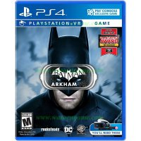 PS4/PSVR Batman: Arkham VR (R1 / Region 1 / Playstation VR Game)