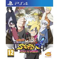 PS4 Naruto Shippuden Ultimate Ninja Storm 4 Road To Boruto