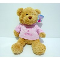 Boneka Teddy Bear Original GUND Enesco Hongkong Its A Girl