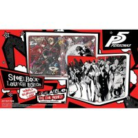 PS4 PERSONA 5 LAUNCH EDITION (STEELBOOK) REG 1
