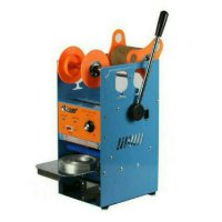 cup sealer / mesin press tutup gelas
