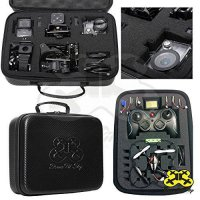 [macyskorea] Drone Pit Stop DIY Carrying Case (Small) for Mini Drone Quadcopter, Action Ca/16564291