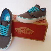 SEPATU VANS AUTHENTIC MULTI POP WOMEN / GREY TOSCA