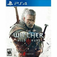 The Witcher 3: Wild Hunt Game PS4 Reg 2