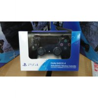 Sony Dualshock 4 Controller for Sony PS4 ( CUH-ZCT2G ) Jet Black