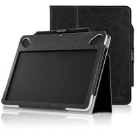 [macyskorea] Wacom Intuos CTL 490DW Case, ACdream Folio Premium Leather Tablet Case for Wa/18203711
