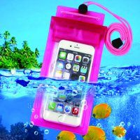 Universal Waterproof Case HP Anti Air / Sarung Camera WaterProof Handphone / Water proof Untuk HP
