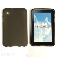 [globalbuy] For Samsung Galaxy Tab 2 7.0 P3100 P3110 P3113 Silicone Rubber Colors Sofe TPU/4931923