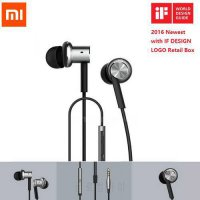 [globalbuy] Original Xiaomi Hybrid Piston Mi earphone with Mic Wire Control For Android iP/5375998