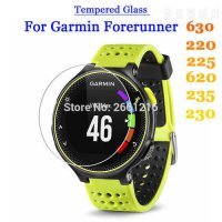 [globalbuy] For Garmin Forerunner 630 Tempered Glass 9H 2.5D Premium Screen Protector Film/5347992