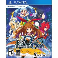 (Limited) PS VITA GAMES MEIQ: LABYRINTH OF DEATH