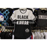 [globalbuy] New Style KNYEW 07 MISBHV pyrex T-shirts Fashion Trend Shirt Baseball Jerseys /4107677