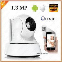 IP Camera HD 960P, 1.3MP. Kamera IP Wireless P2PWIFICAM