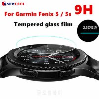 [globalbuy] 5pc/lot wholesale 9H Tempered Glass Screen Protector Guard Film for Garmin Fen/5348174