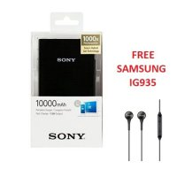 Sony Portable Charger / Powerbank CP-V10 - 10000 mAh Original