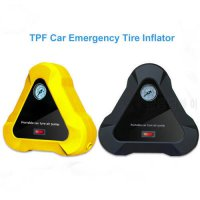[globalbuy] Electrical Balloon Inflator Battery Mini Air Compressor Car Tire Inflator For /4975118