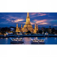 PROMO TOUR BANGKOK PATTAYA 4DAYS BY AIR ASIA FREE 3D ART, SILVER LAKE + NANTA SHOW