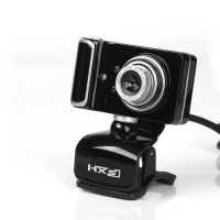 [globalbuy] Original HD Webcam Rotatable Focus Angle Clip Style PC Camera For Windows XP //5508213